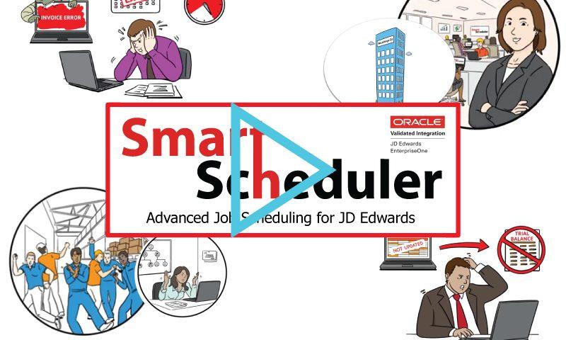 Smart Scheduler Advanced Job Scheduling fro JD Edwards